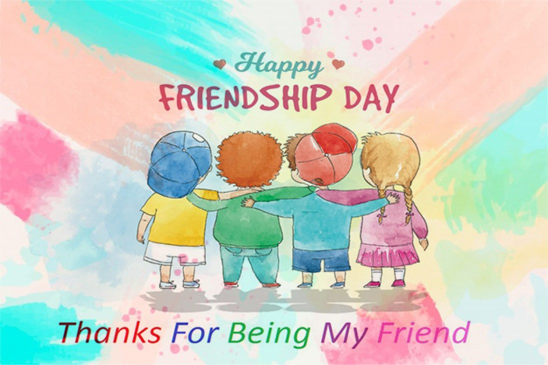 Happy Friendship Day Images | Wallpapers