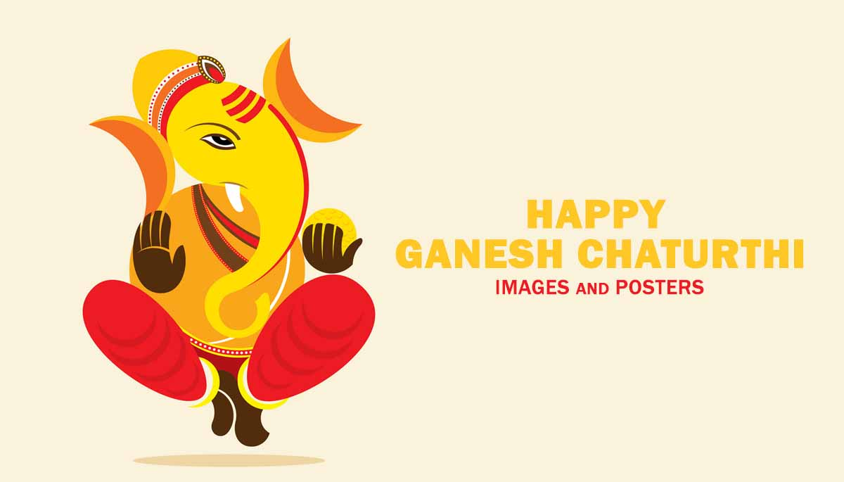 Ganesh Chaturthi Images and HD Poster