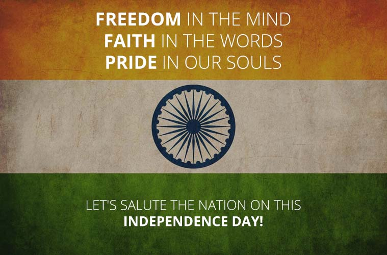 Indian Independence Day Quotes, Wishes, SMS