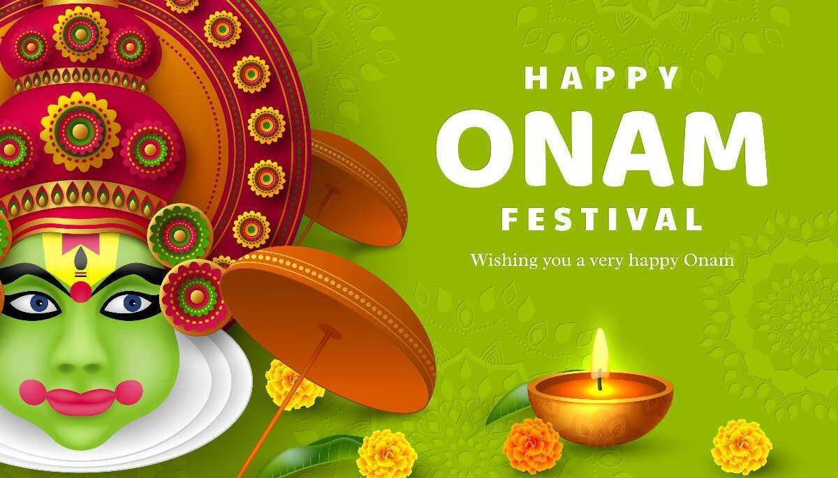 Happy Onam 2020
